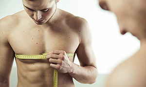Eating disorders in men