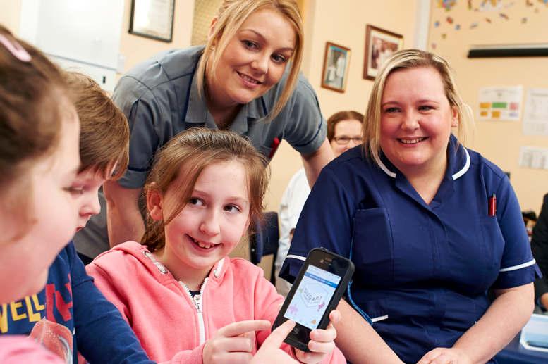 Nursing Standard Nurse Awards 2015, Claire O'Connor