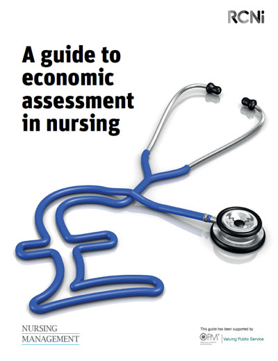 Economic assessment in nursing