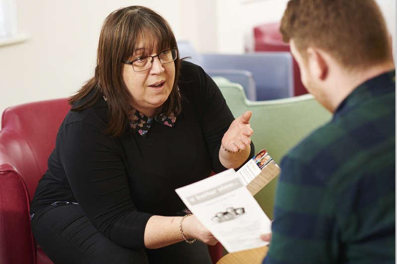 Nursing Standard Nurse Awards nominee, Jane Murphy