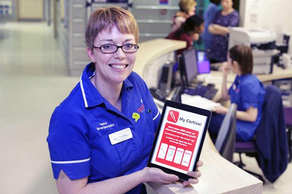 Nursing Standard Nurse Awards nominees, Sally Tollerfield
