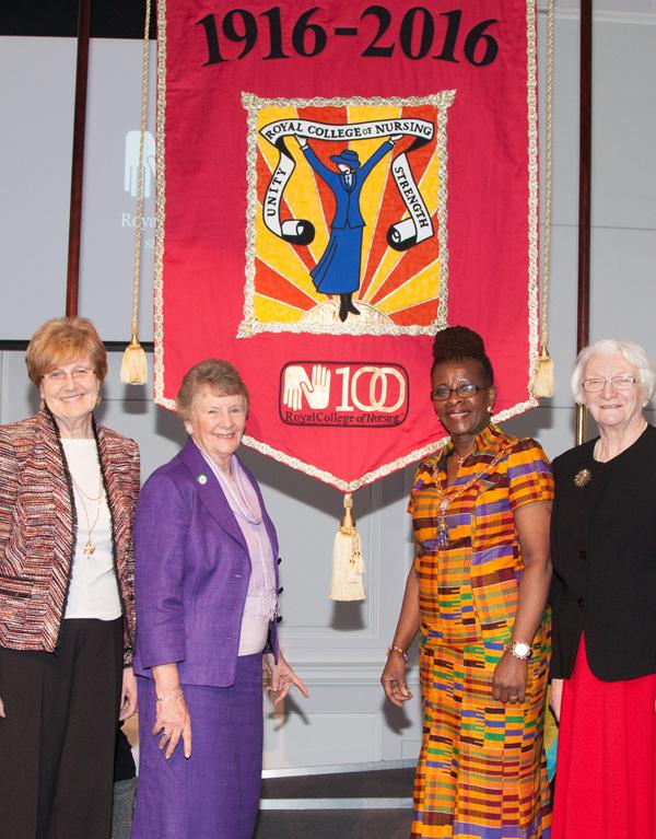 Townswomen Guilds Banner