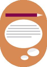 Reflective practice icon