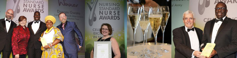 Nurse Awards montage