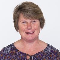 Alison Summerfield from Hillingdon Hospital's Paediatric Asthma Team