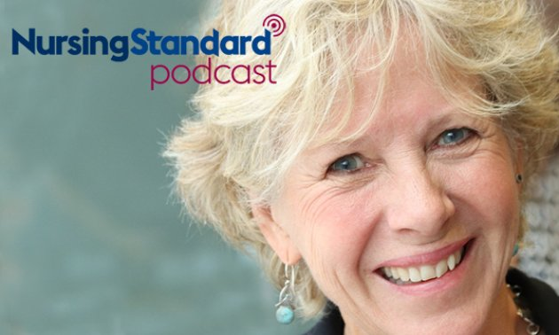 Nursing Standard podcast guest Janie Brown shares tips on good communication