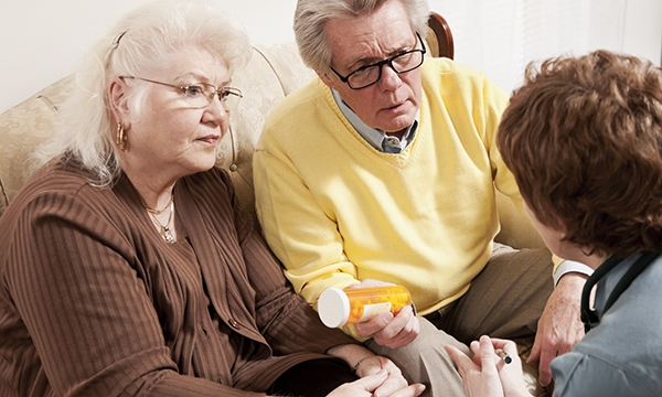 Managing pain in dementia