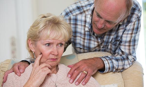 Alzheimer's carer