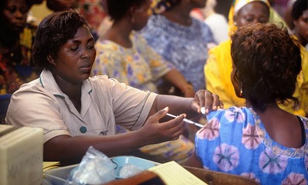 Ghana clinic