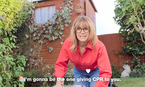 CPR with Carol Smillie