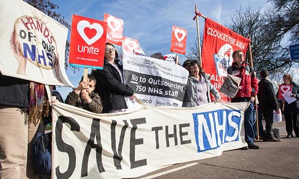 NHS Gloucestershire demo