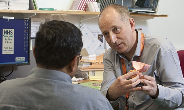 Nurse-led oncology clinics
