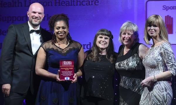 Nursing Older People Award
