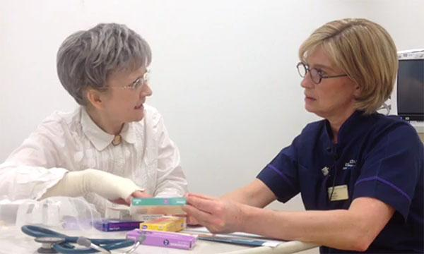 Comprehensive geriatric assessment in an acute setting