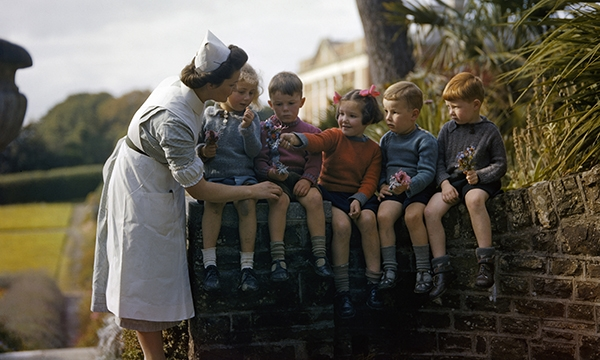 Wartime trauma