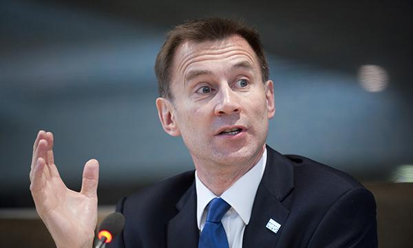 Senior nurses can help make improvements in four 'real priorities', the health secretary told the chief nursing officer summit