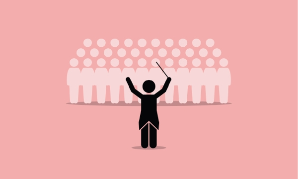 Effects of singing groups on staff well-being: a feasibility study