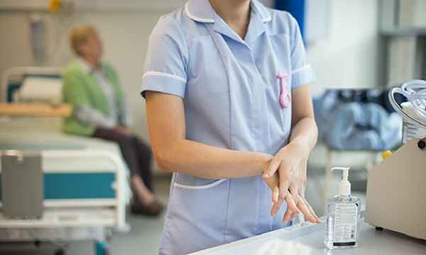 Effective infection prevention and control: the nurse's role