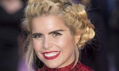 Paloma Faith's handwritten letter to staff